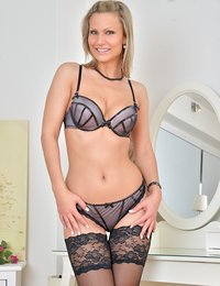 Hot mommy in sexy lingerie..